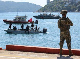 La claudicación del poder civil frente a la autonomía militar: el poder a la Marina